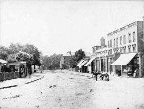 Harlesden, c. 1875